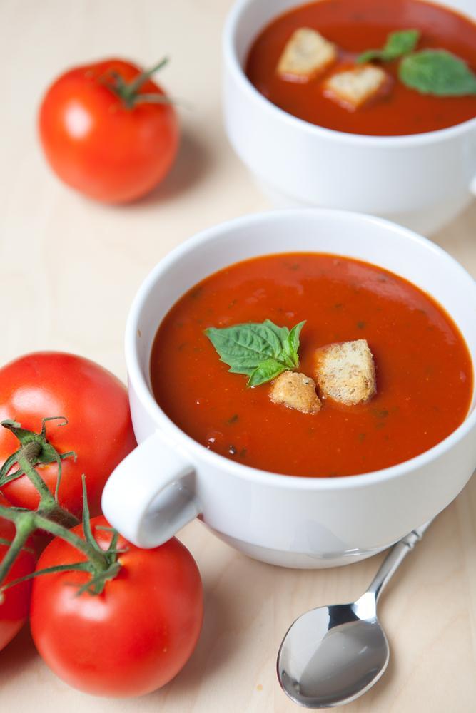 Томатный суп рецепт / фото ua.depositphotos.com
