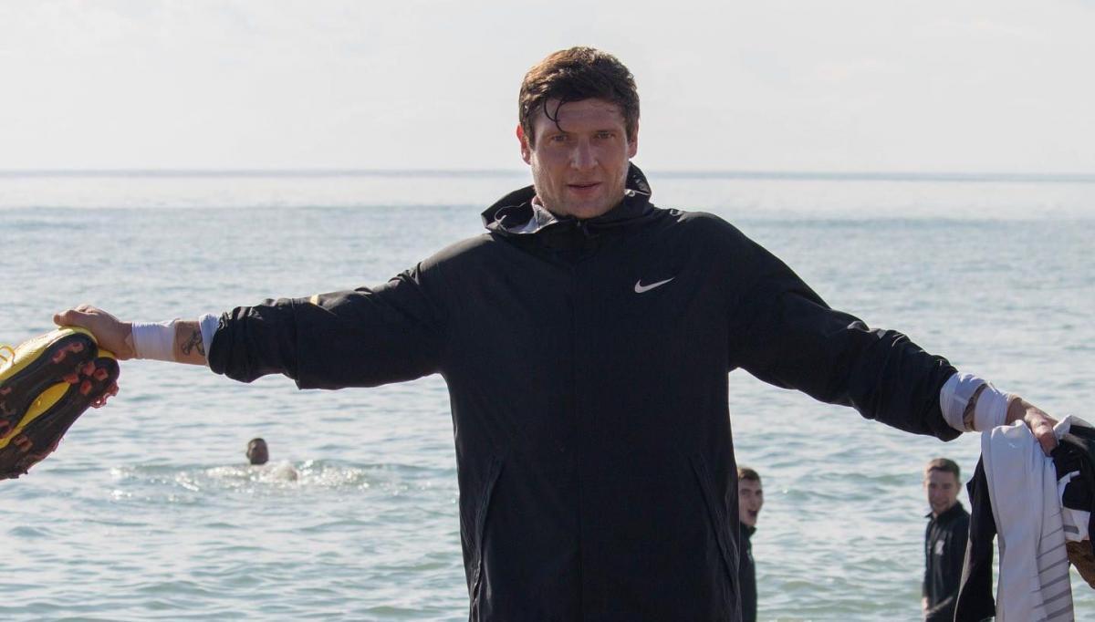 Евгений Селезнев был отчислен со сборов в Турции / фото ФК Колос