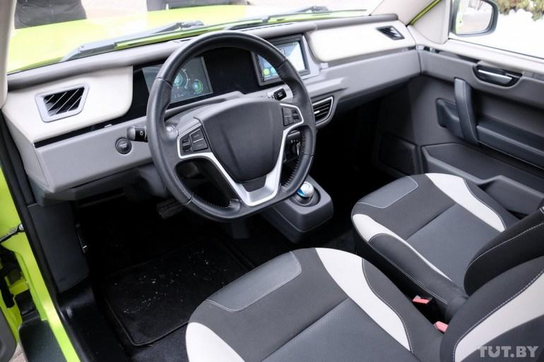 Внутренняя поверхность кузова покрыта специальной износостойкой краской / фото TYT.BY