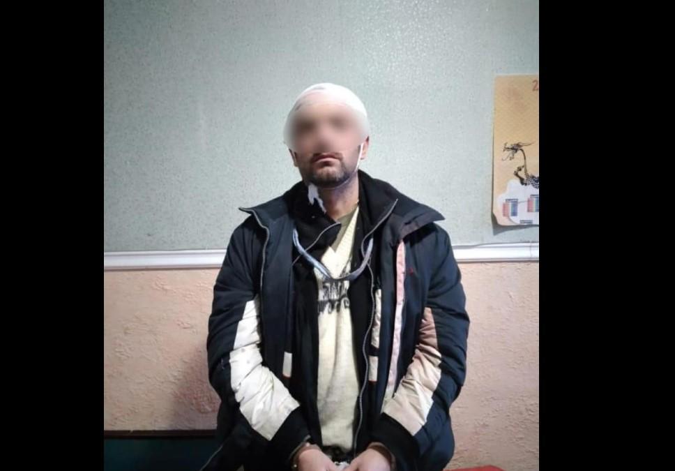 """Напавший на """"Эпицентр"""" под Николаевом имеет судимость / Facebook"""