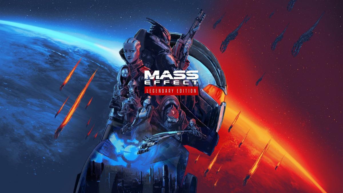 Розробники вже відкрили передзамовлення на Mass Effect Legendary Edition / фото BioWare