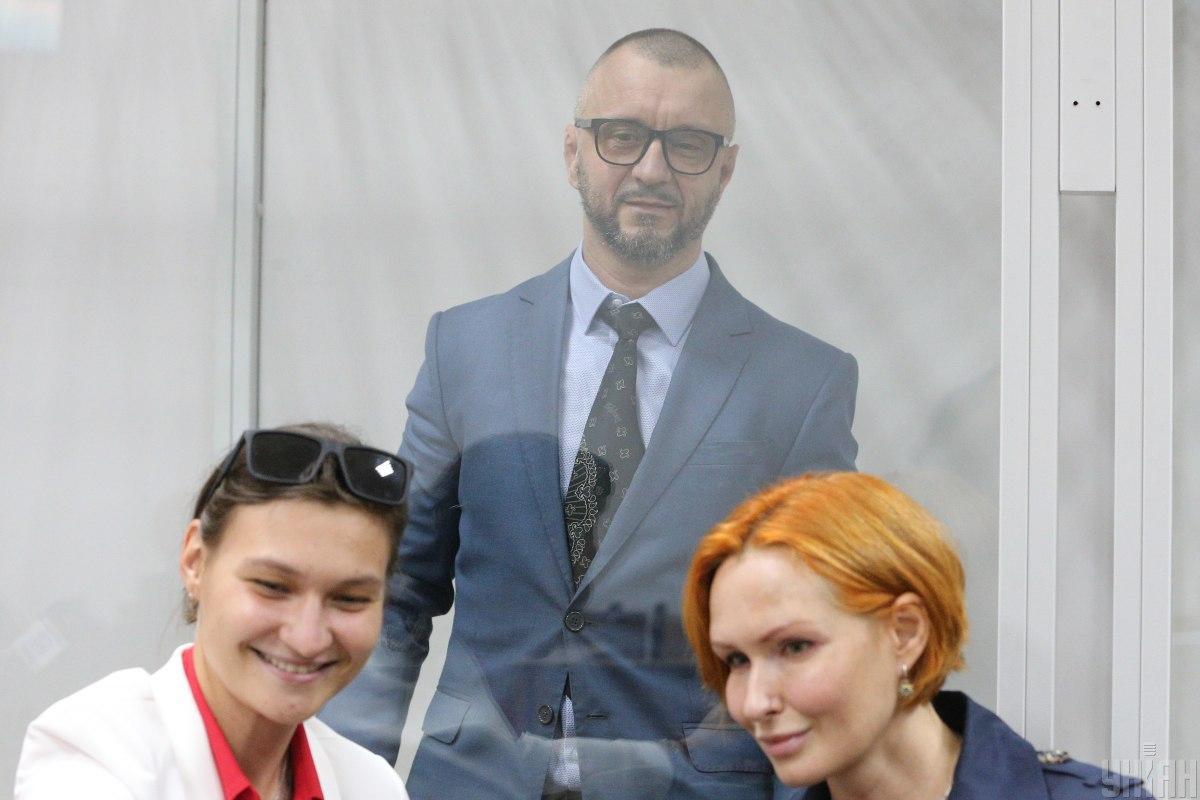 Суд в очередной раз продлил меры пресечения Кузьменко и Дугарь / фото УНИАН, Виктор Ковальчук