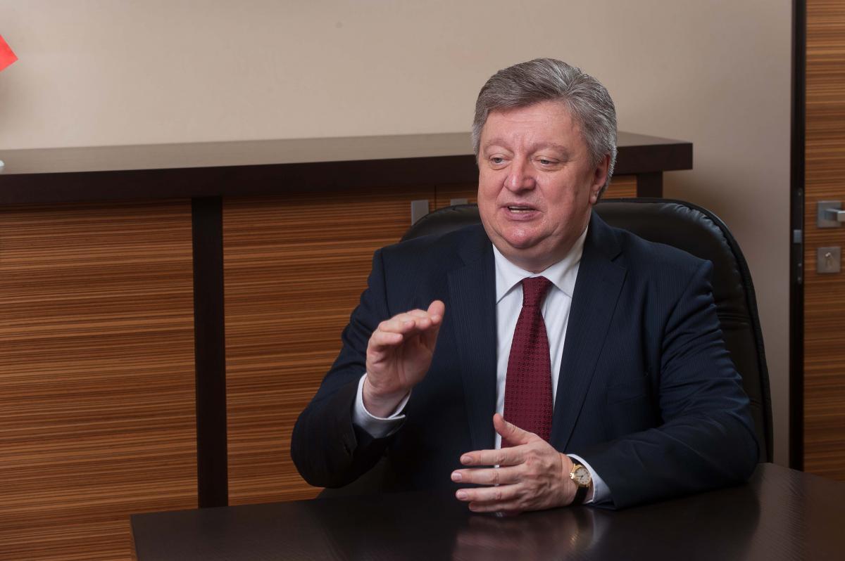 Роман Шпек розповів про конкуренцію між банками / фото прес-служба