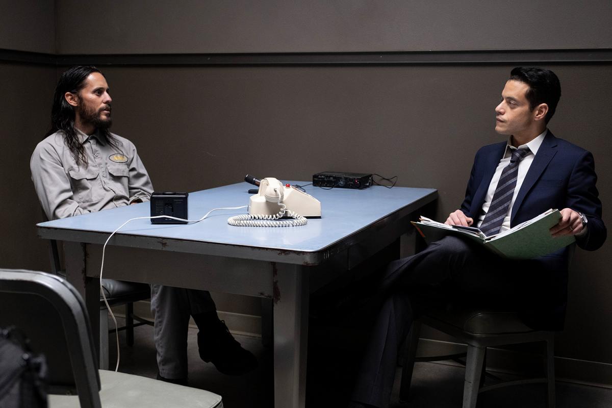 Джаред Лето против Рами Малека / Кадр из фильма «Дьявол в мелочах»
