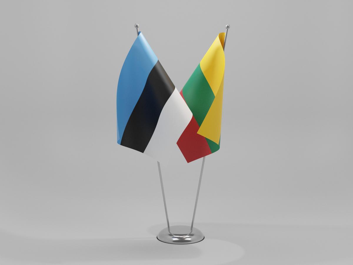 Эстония и Литва поддержали санкции против телеканалов Медведчука / фото ua.depositphotos.com