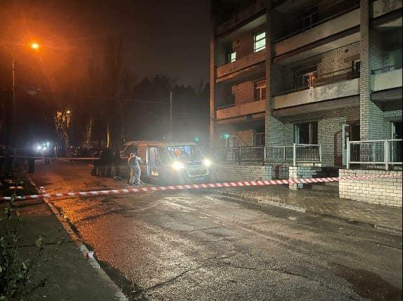 По факту пожара начали расследование \ facebook.com/VenediktovaIryna/