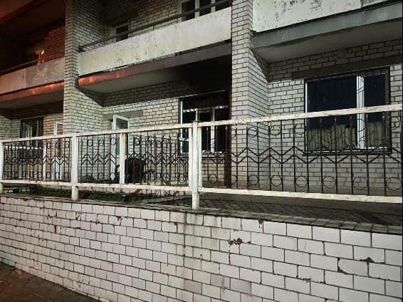 В результате пожара погибли четыре человека facebook.com/VenediktovaIryna/