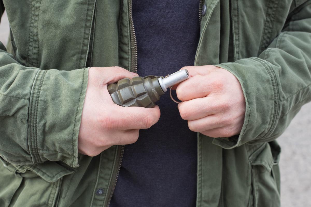 Подросток получил травму головы / фото ua.depositphotos.com