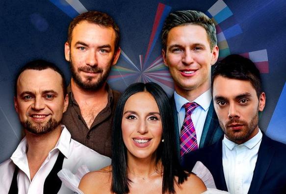 Группа представила три песни / instagram.com/suspilne.eurovision