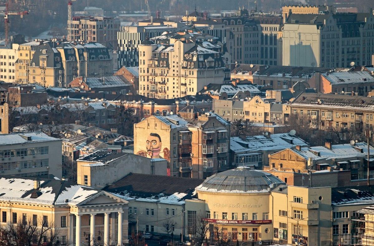 В Киеве ожидается ясная погода / фото УНИАН (Борис Корпусенко)