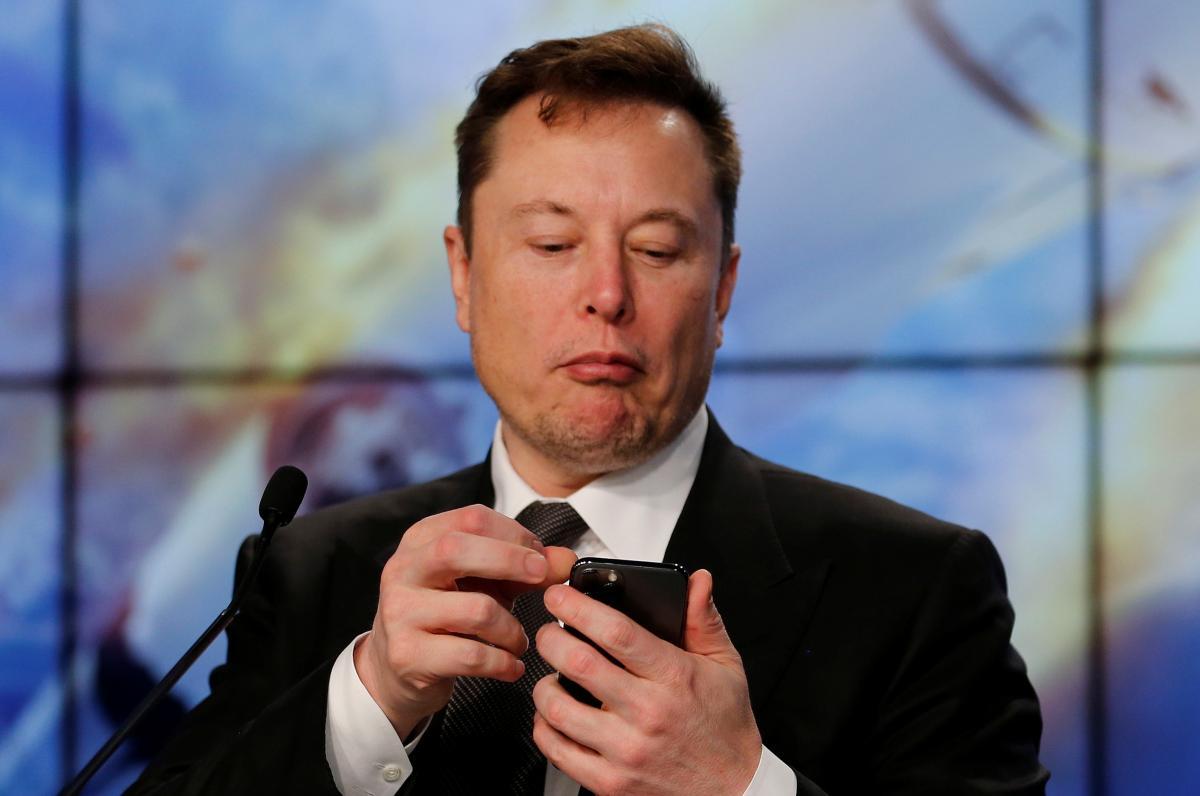Украина хочет присоединиться к проекту Илона Маска по спутниковомуинтернету / REUTERS