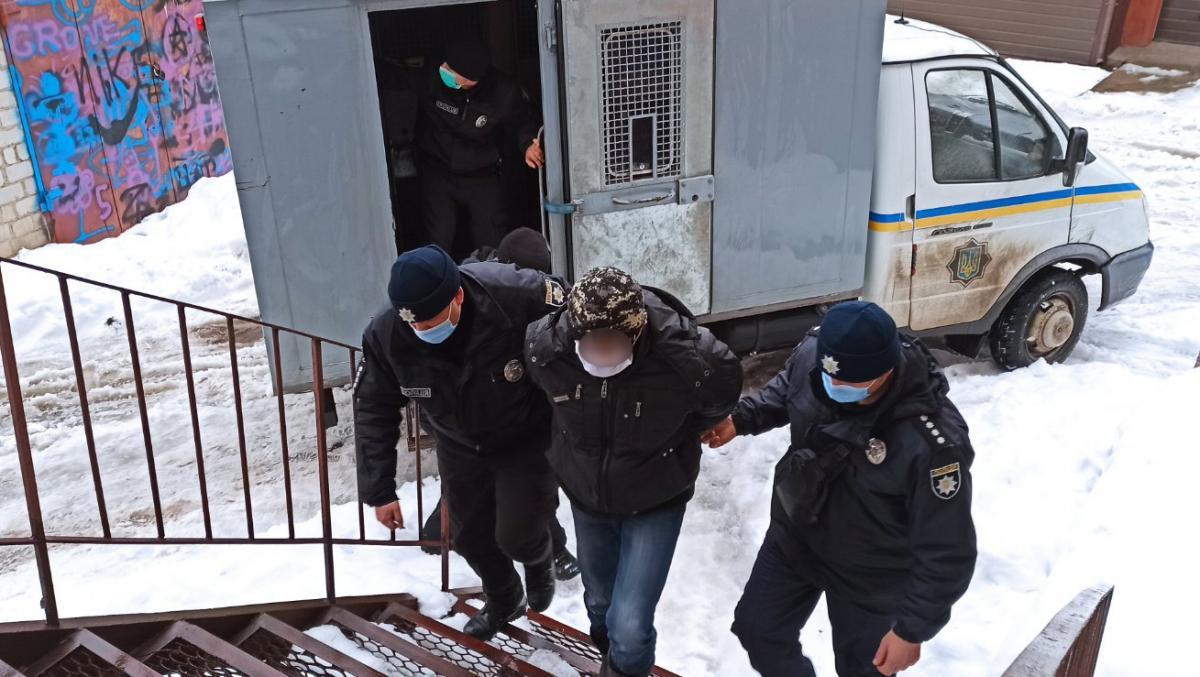 Мужчине 37 лет / фото полиция Николаевской области