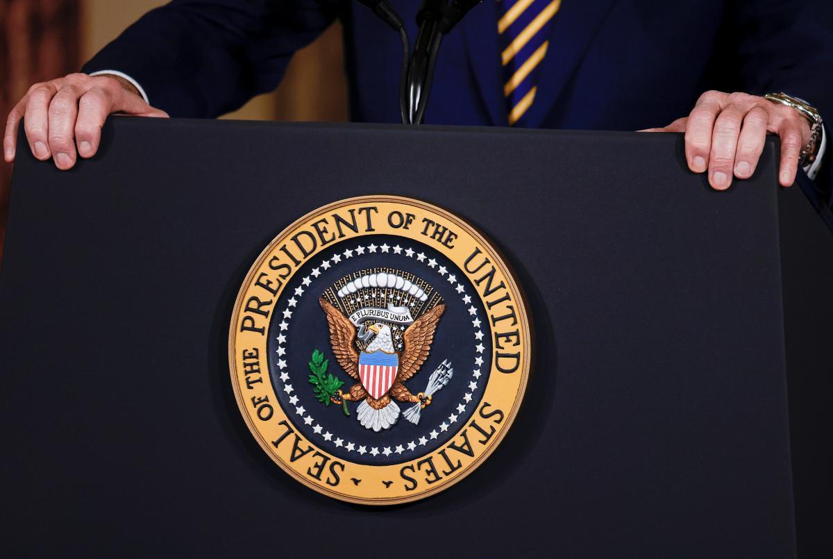 Миллер называет Дональда Трампа президентом по традиции, которой придерживаются при обращении к ныне живым экс-президентам США / Иллюстрация REUTERS