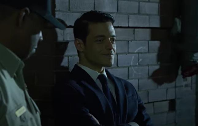 Актерская игра Рами Малека - на высшем уровне / Кадр из фильма