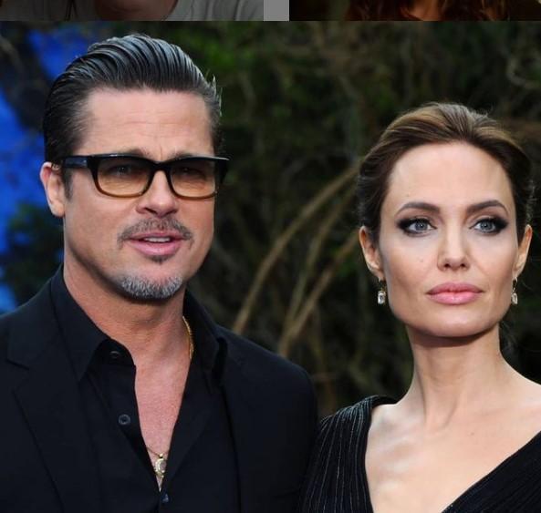 Джоли предстала с декольте / фото Анджелина Джоли, Instagram