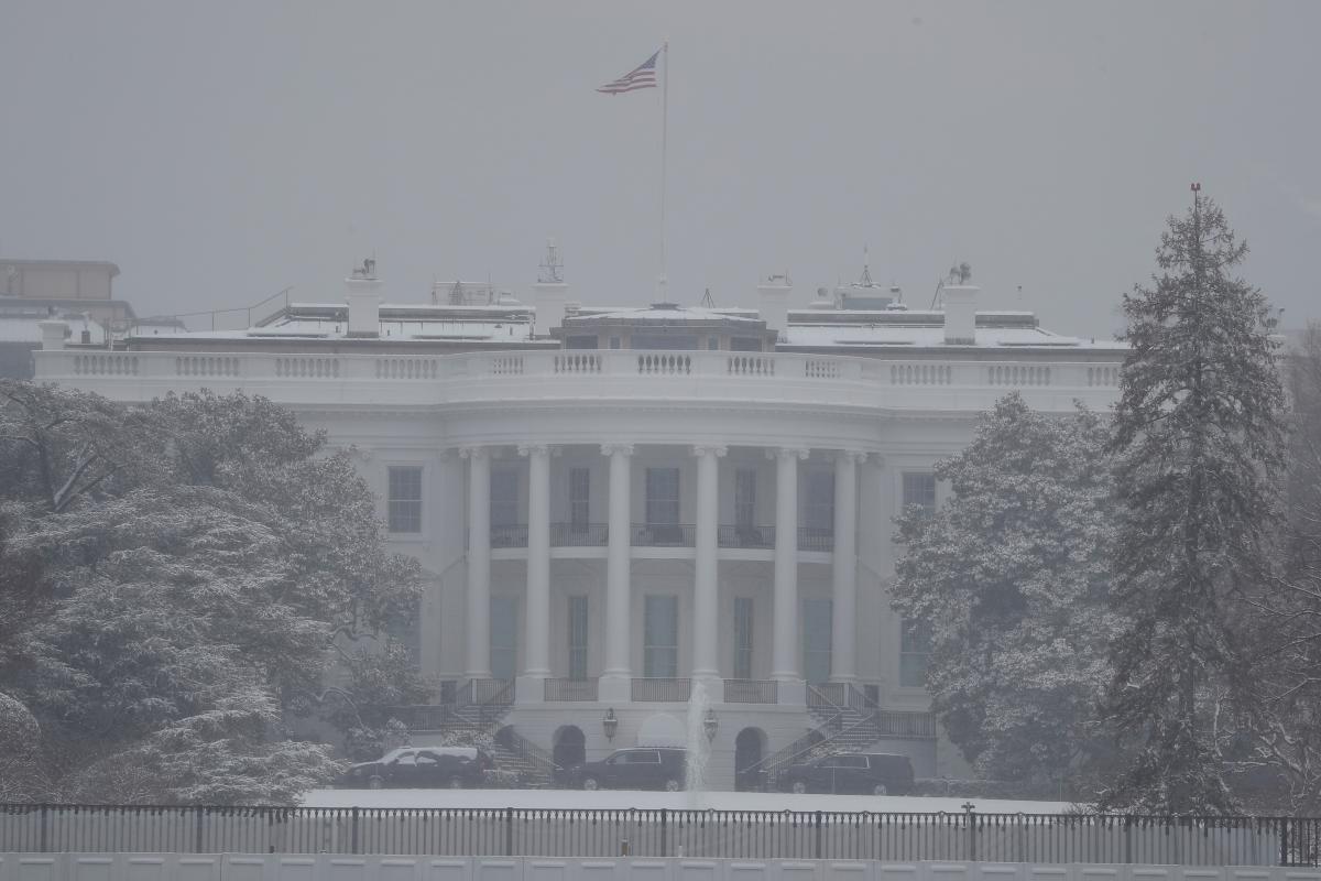 Байден-Белый дом анонсировал более жесткую политику в отношении агрессии России / REUTERS