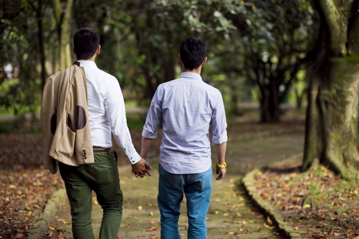 В ЦОЗ объяснили, зачем будут изучать поведение геев / фото ua.depositphotos.com