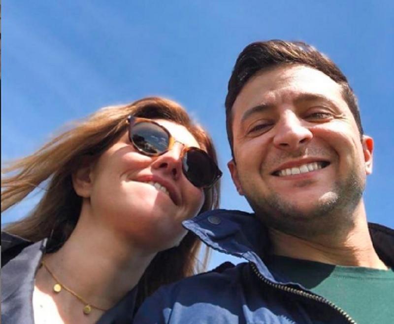 Елена Зеленская - президент трогательно поздравил первую леди с днем рождения / Instagram Елены Зеленской