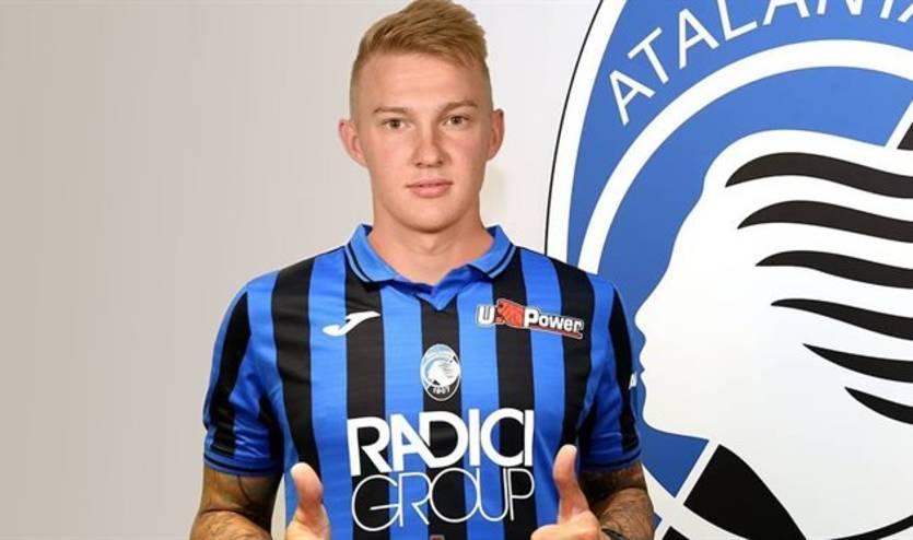 Виктор Коваленко недавно стал игроком Аталанты / atalanta.it