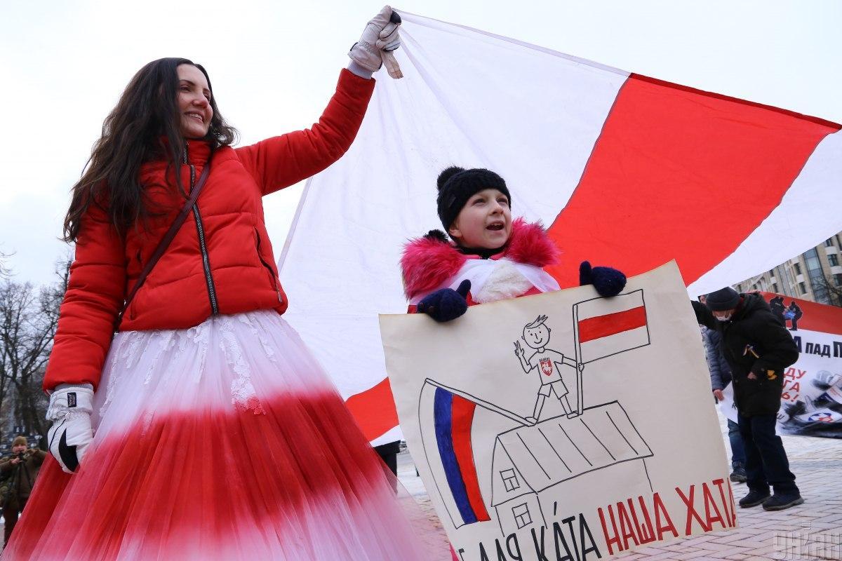 В Беларуси преследуют противниц Лукашенко / УНИАН