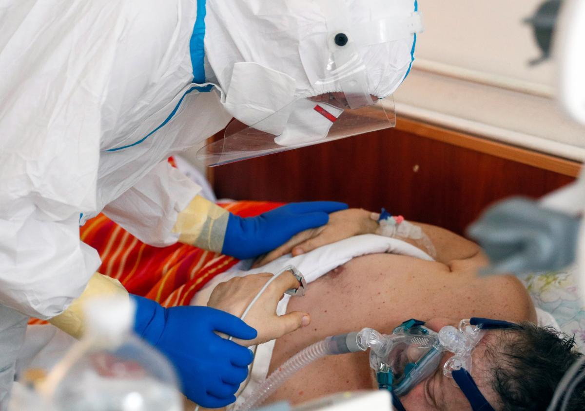 Врачи обнаружили новую побочную реакцию на вакцину Moderna от COVID-19 / фото REUTERS