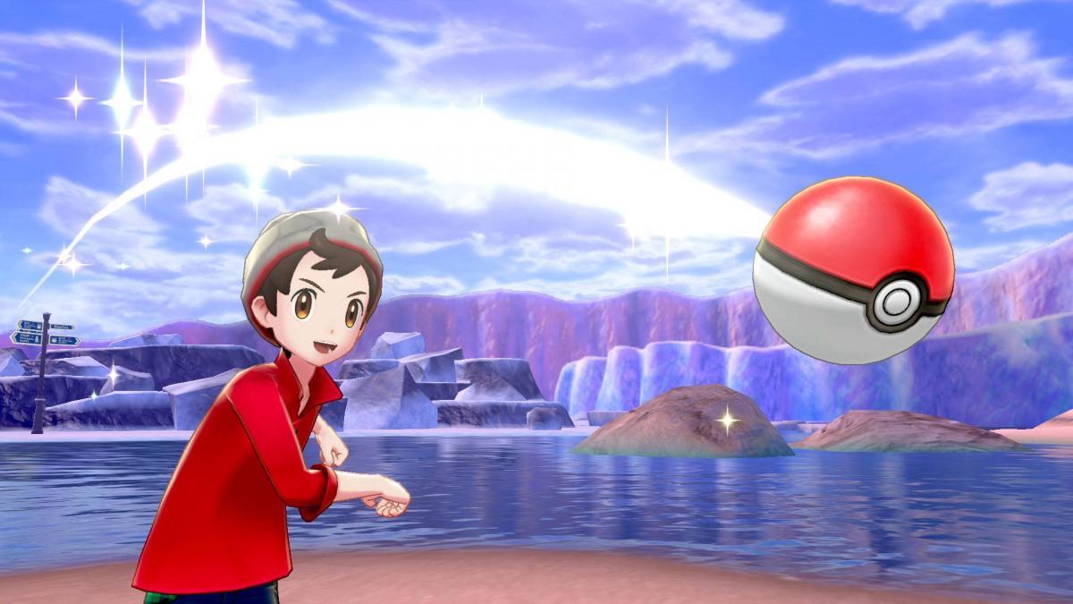 Pokémon Sword and Shield вышла в 2019 году /фото nintendo.com