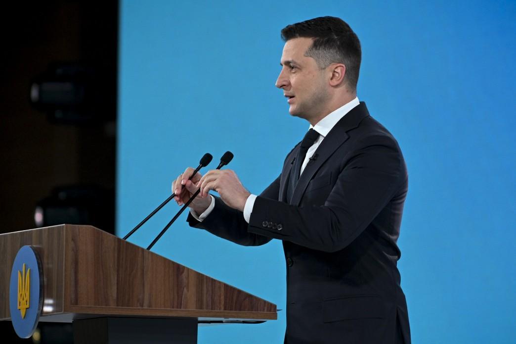 Президент отметил, что сотрудничество с Альянсом для Украины является чрезвычайно важным / фото president.gov.ua
