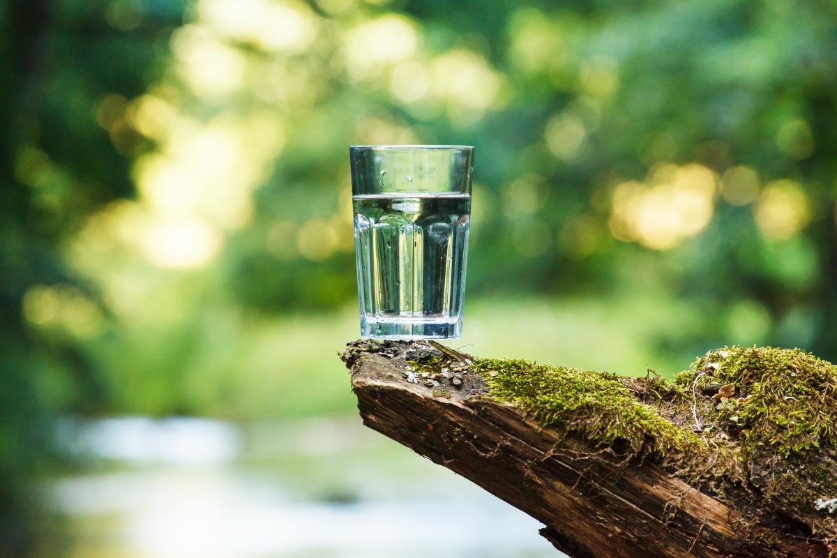 Водный баланс - когда и как пить воду / фото ua.depositphotos.com