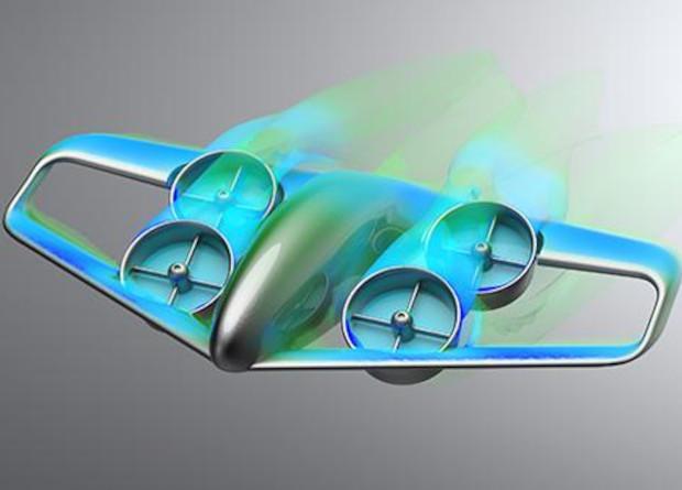 Агентство поисследованиям иинновациям Великобритании выделило нареализацию проекта 4,5 миллиона фунтов стерлингов / Инфографика GKN Aerospace