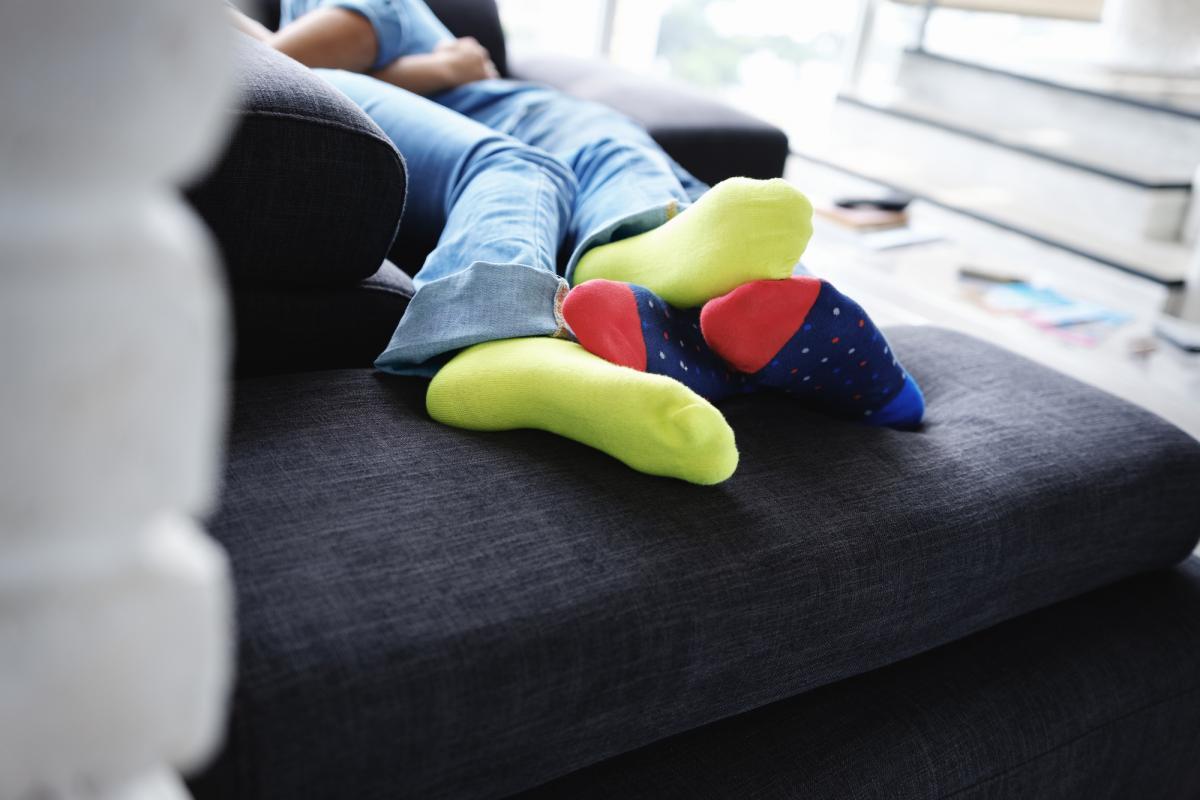 Носки позволяют достигать оргазма / фото ua.depositphotos.com