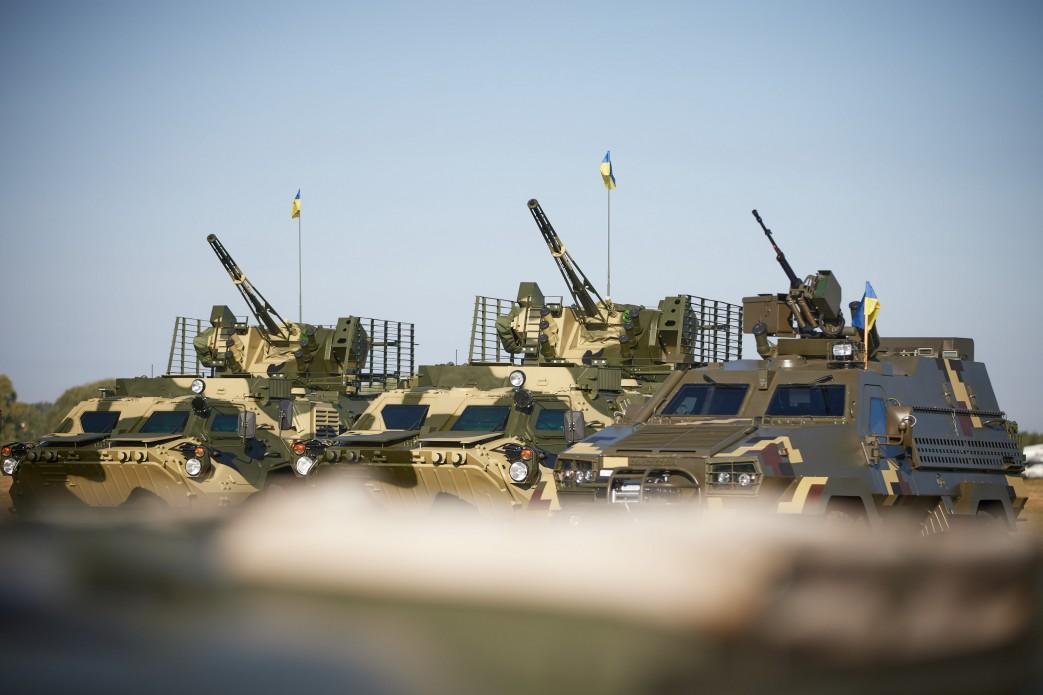 В 2021 году ожидается поставка военной продукции на сумму более 10 млрд грн / фото mil.gov.ua