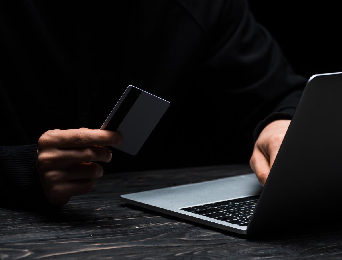 Во время пандемии мошенники в интернете активизировались / фото ua.depositphotos.com