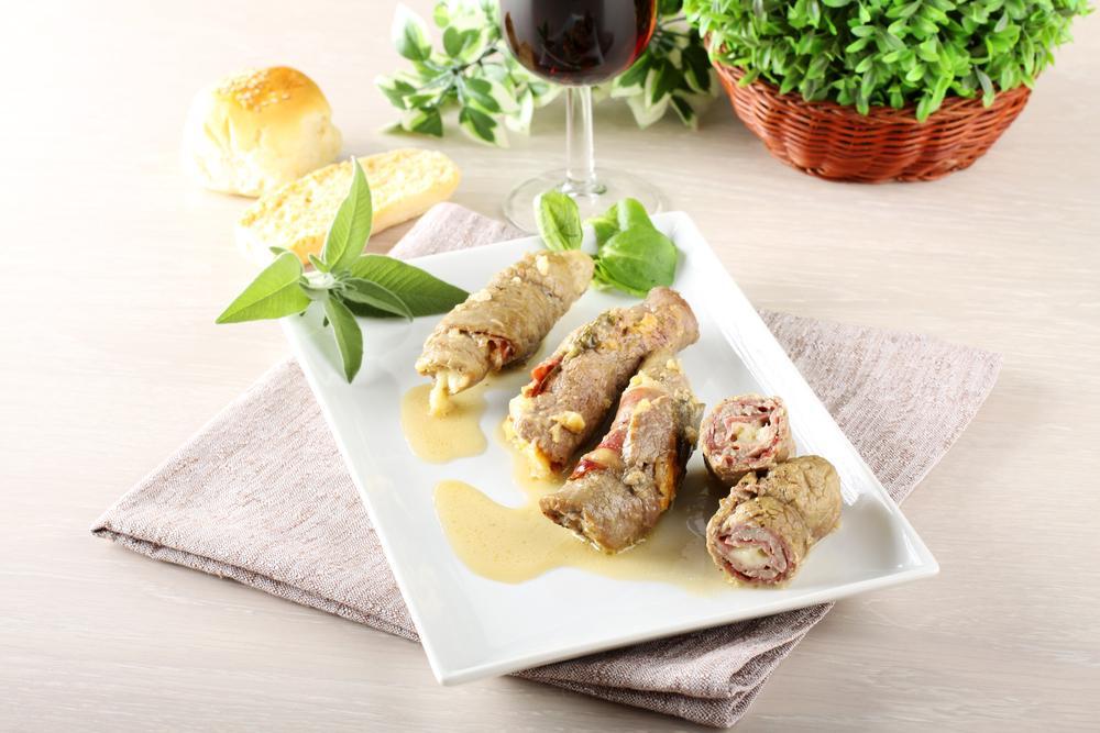 Пальчики из свинины с сыром / фото ua.depositphotos.com