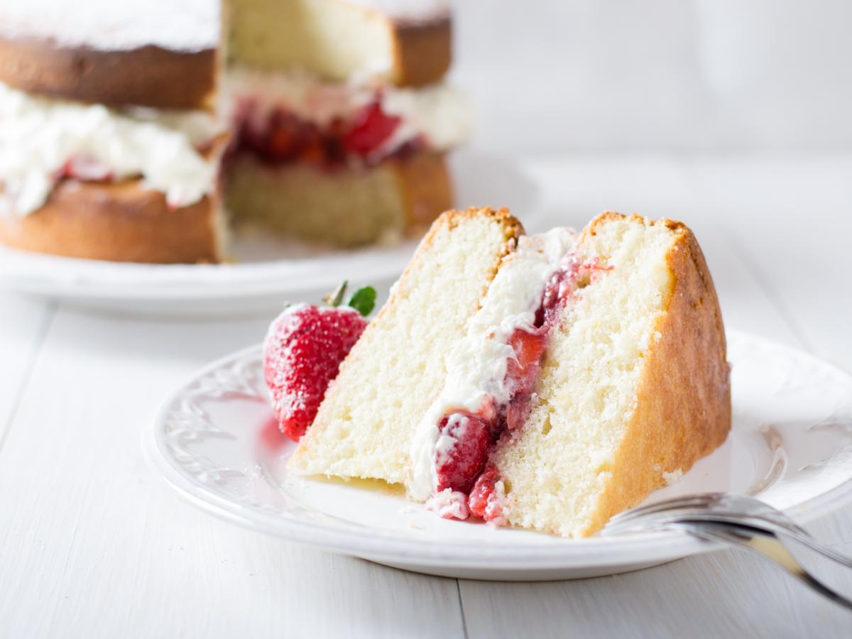 Крем для бисквита - рецепт / фото ua.depositphotos.com