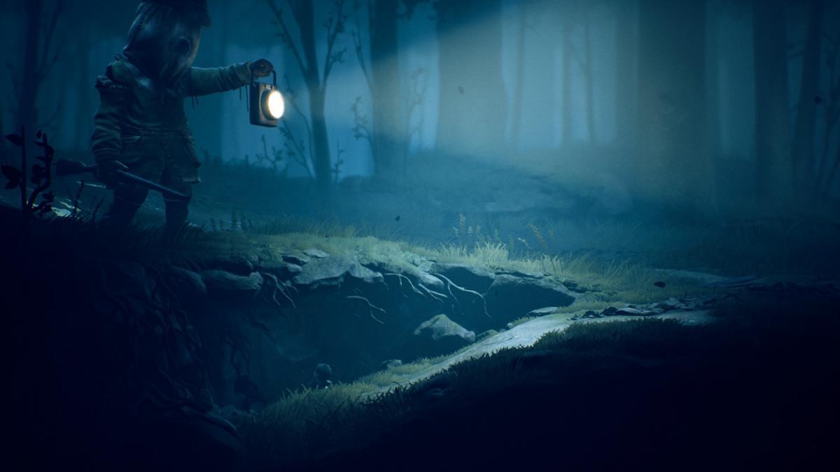 Охотник - первый из самых опасных врагов / скриншот