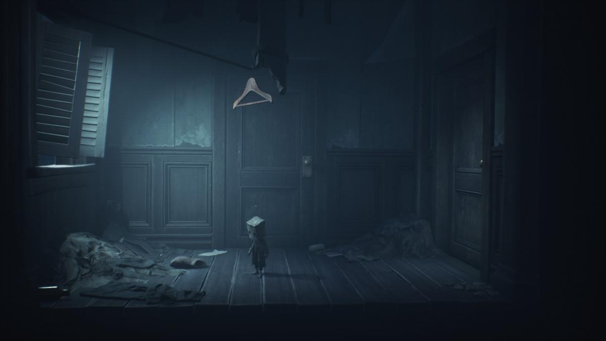 Моно - главный герой игры / скриншот