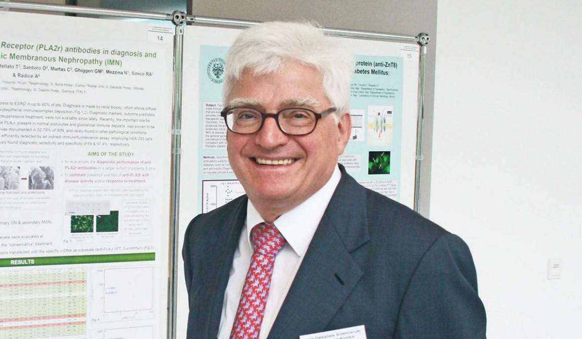 Немецкий бизнесмен ВинфридШтеккер захотел создать свою вакцину от коронавируса/ mdr.de