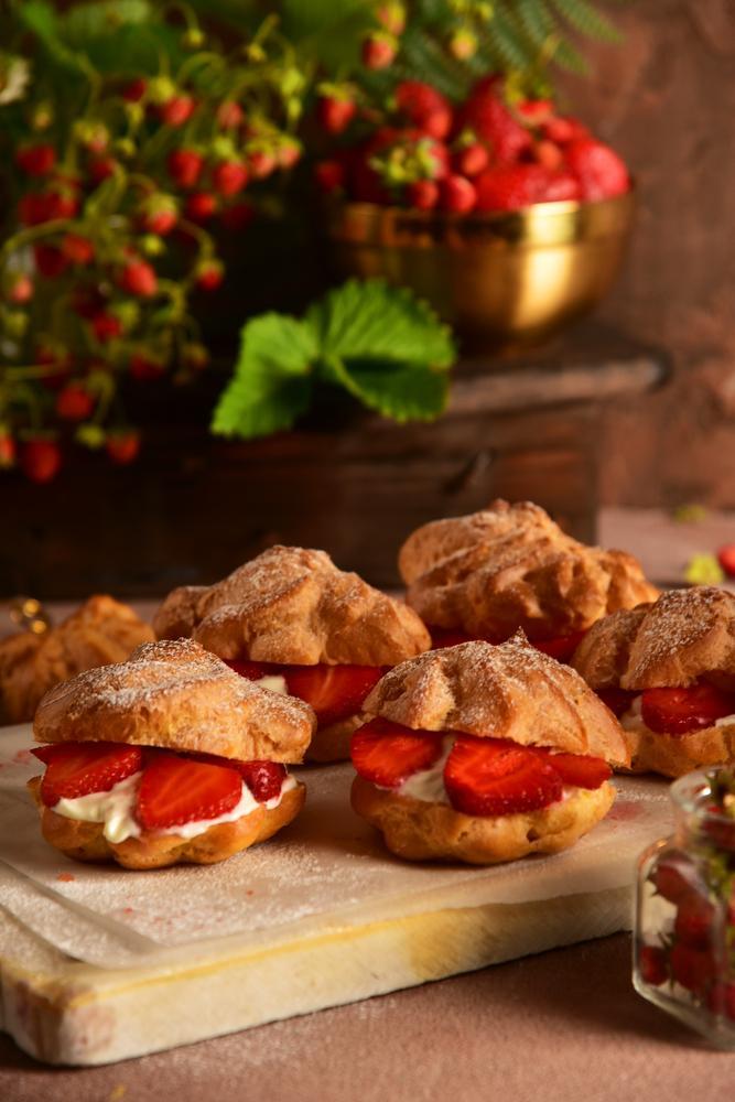 Рецепт пирожного шу / фото ua.depositphotos.com