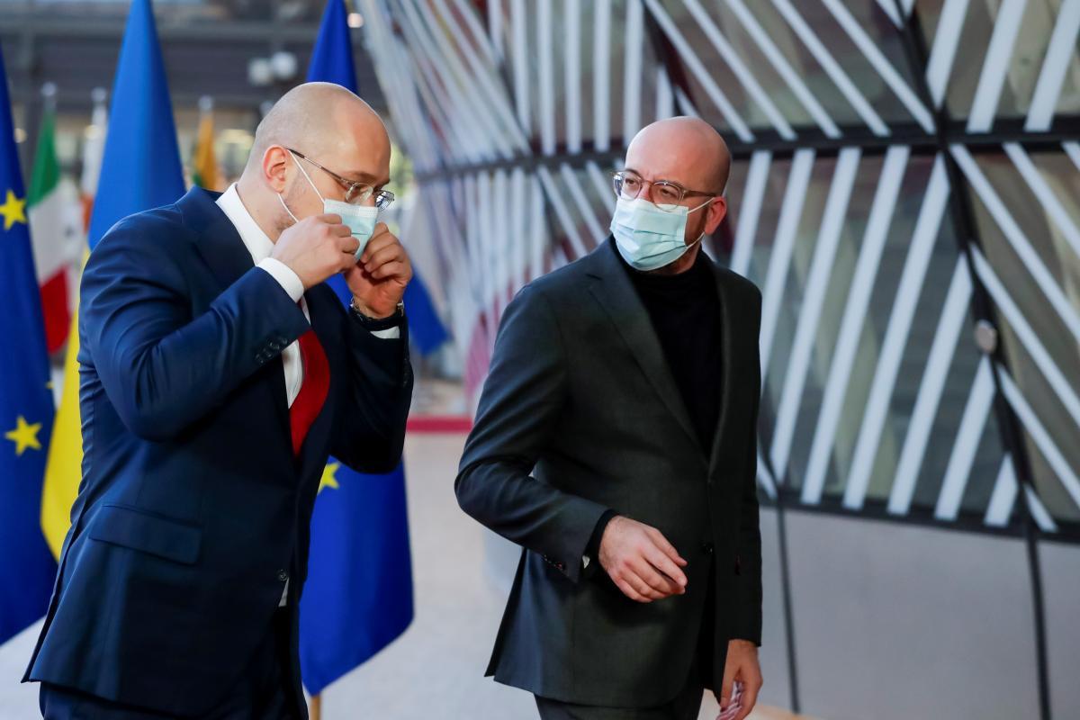 Украинская сторона готовится к визиту президента Европейского совета Шарля Мишеля / Фото: REUTERS