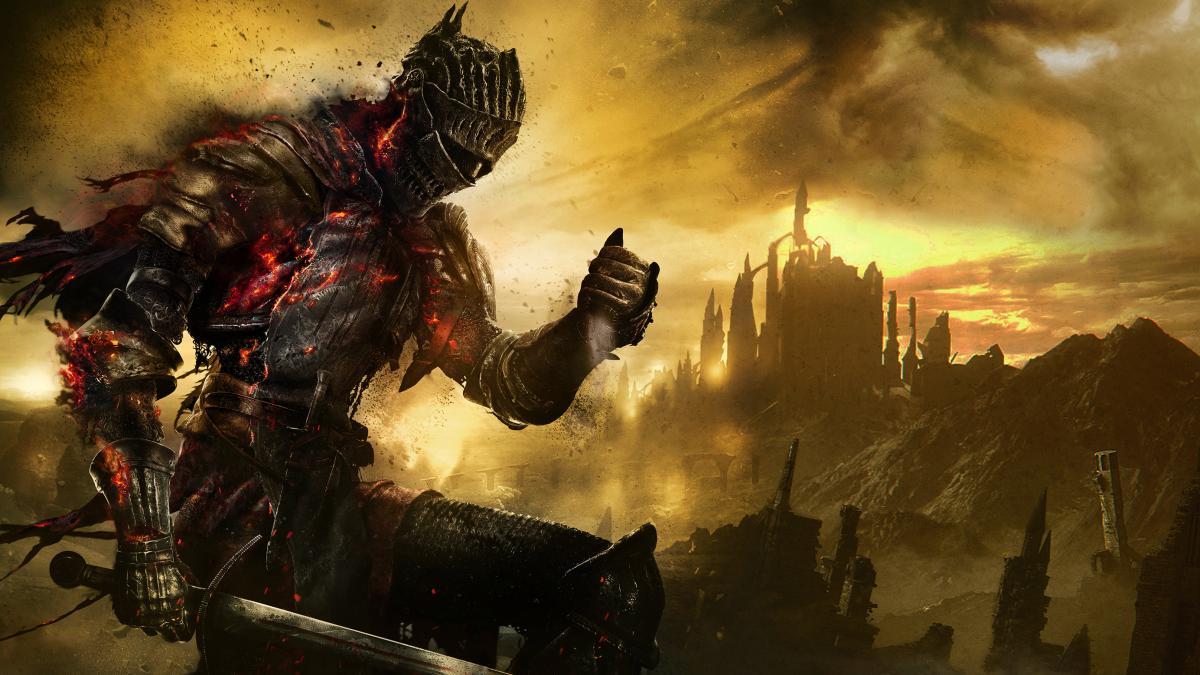 Dark Souls III и другие части серии получили скидки / фото Bandai Namco