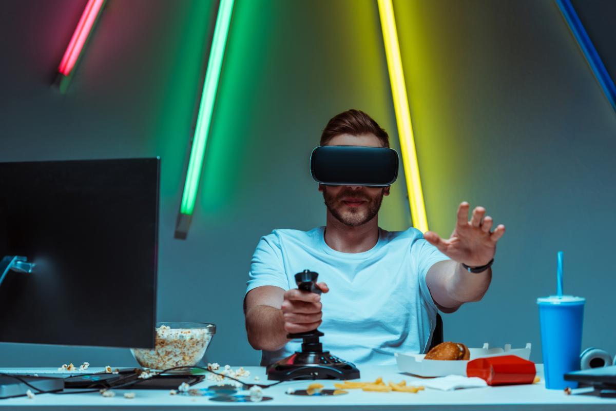 Ученые выяснили, действительно ли киберспортсмены ведут менее здоровый образ жизни / фото ua.depositphotos.com