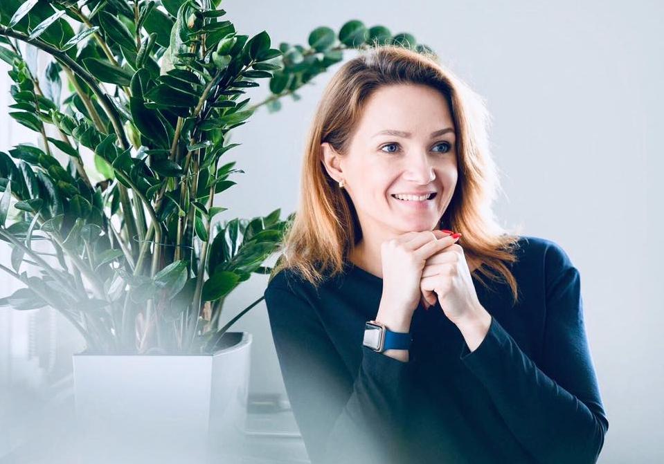 Психолог Юлия Дамочкина / пресс-служба