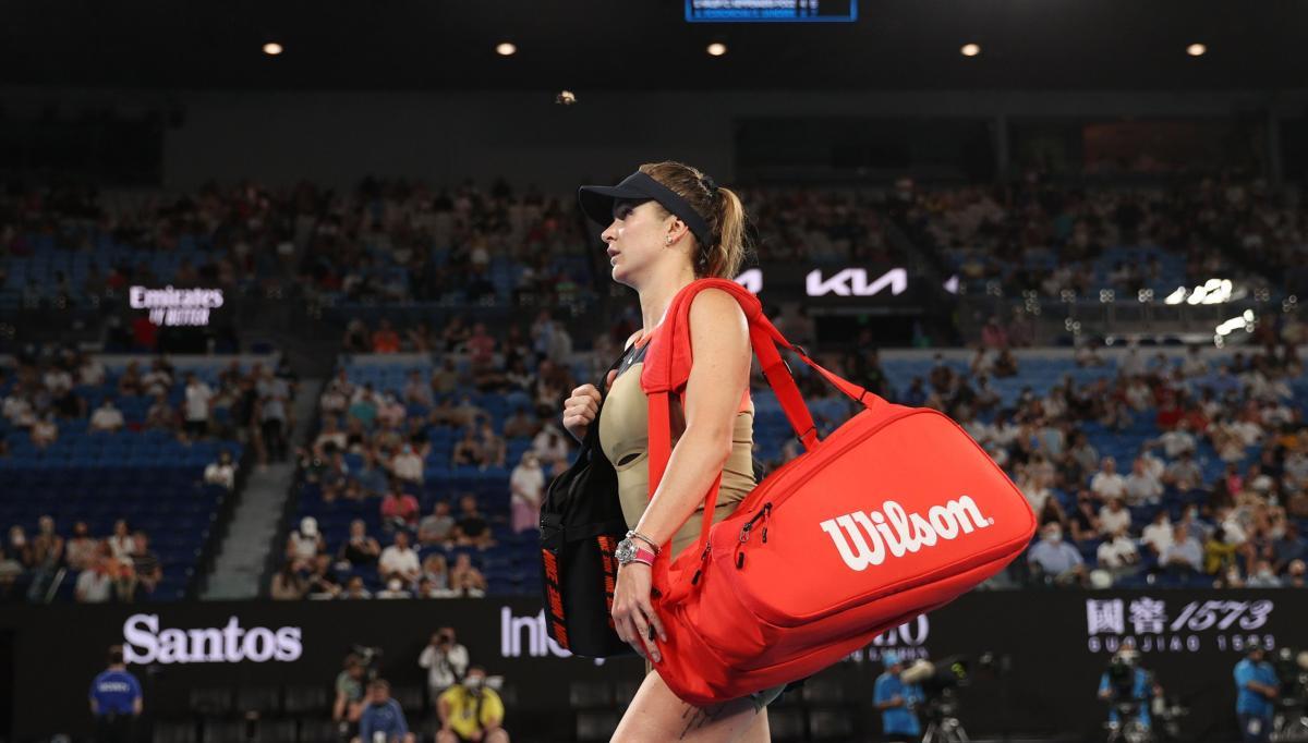 Элина Свитолина продвинулась по турнирной сетке / фото REUTERS