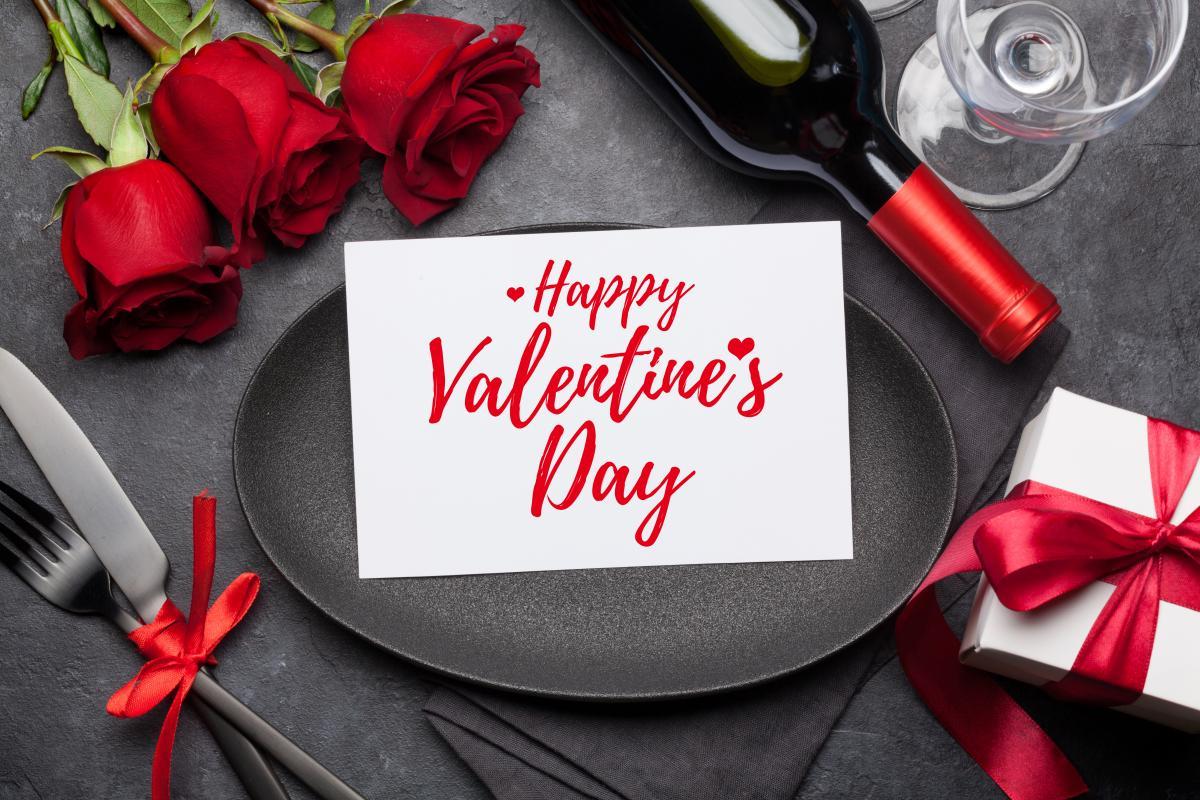День святого Валентина - блюда на день влюбленных / фото ua.depositphotos.com