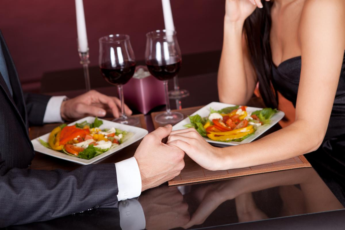 Какие блюда приготовить на День святого Валентина / фото ua.depositphotos.com