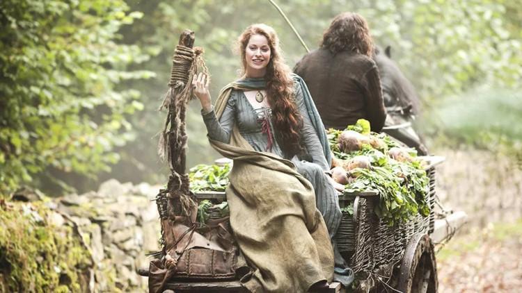 Эсме Бьянко снялась в сериале «Игра престолов» / фотоwinteriscoming.net