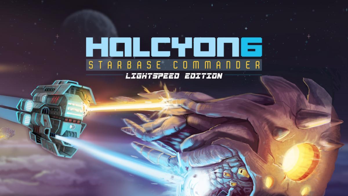 Halcyon 6: Starbase Commander можно забрать до 18 февраля /фото Massive Damage