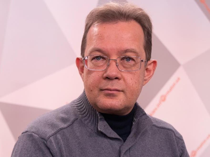 Олег Пендзин / фото facebook.com