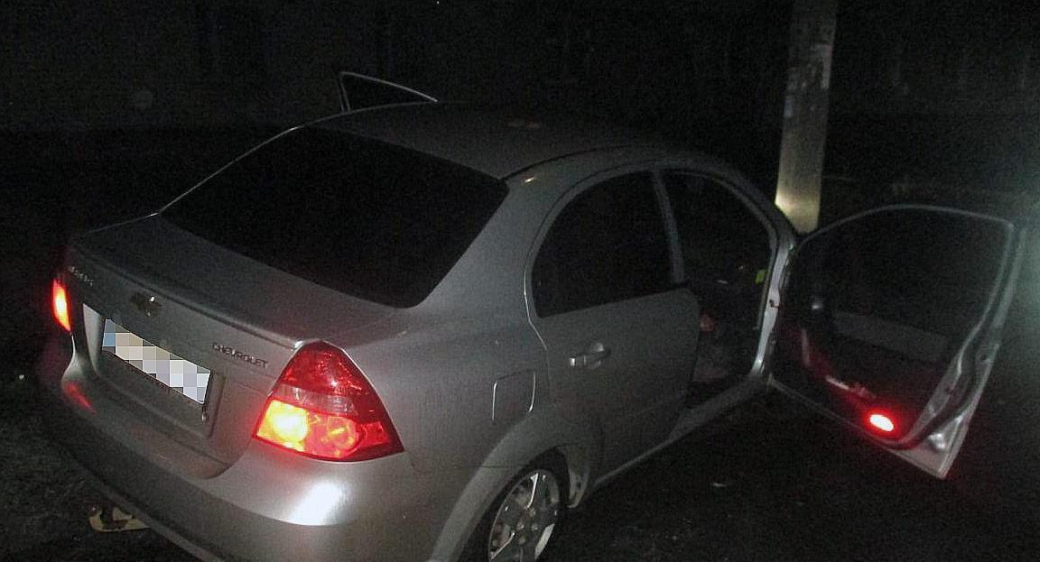 Полиция не обнаружила доказательств самоубийства водителя / фото полиция Днепропетровской области