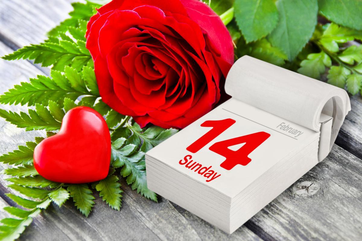 День святого Валентина - лучшие валентинки / фото ua.depositphotos.com
